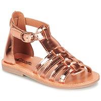 Shoes Lány Szandálok / Saruk Citrouille et Compagnie JASMA Rezes