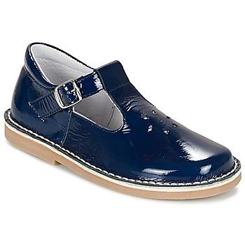 Shoes Lány Balerina cipők / babák Citrouille et Compagnie GARENIA Kék
