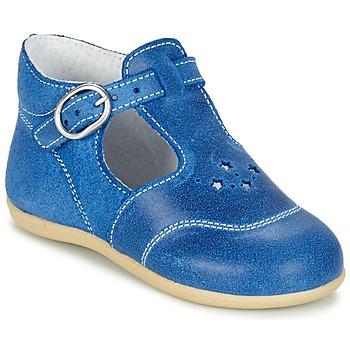 Shoes Fiú Szandálok / Saruk Citrouille et Compagnie GODOLO Kék
