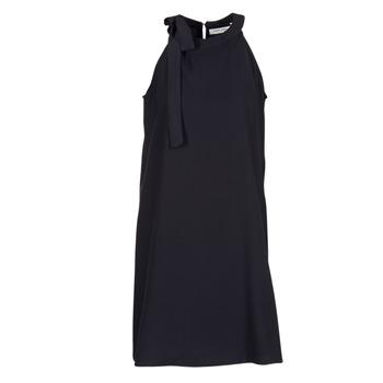 material Női Rövid ruhák Naf Naf LOISEL Fekete