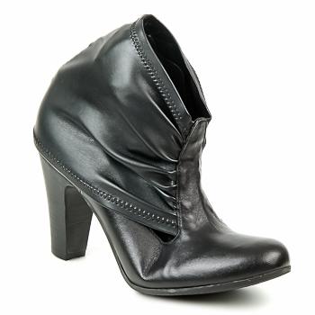 Cipők Női Bokacsizmák Fru.it CAJAMAR Fekete