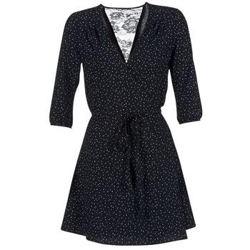 material Női Rövid ruhák Only NOVA LACE Fekete