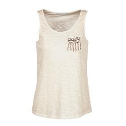 Ruhák Női Trikók / Ujjatlan pólók Only VIOLA Bézs