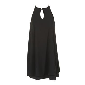 material Női Rövid ruhák Only MARIANA Fekete