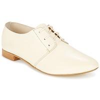 Cipők Női Oxford cipők Betty London GERY Fehér