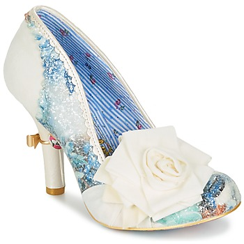 Cipők Női Félcipők Irregular Choice WASHINGTON Fehér