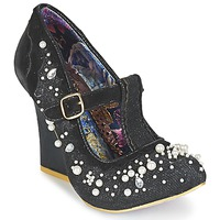 Cipők Női Félcipők Irregular Choice JUICY JEWELS Fekete