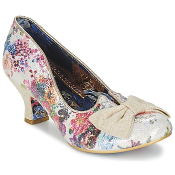 Shoes Női Félcipők Irregular Choice DAZZLE RAZZLE Fehér