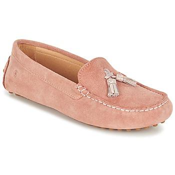 Cipők Női Mokkaszínek Casual Attitude GATO Rózsaszín