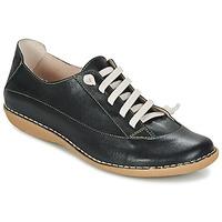 Cipők Női Oxford cipők Casual Attitude GERALD Fekete
