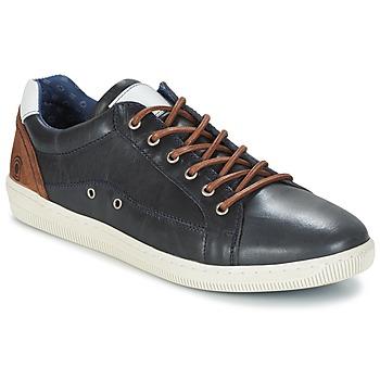 Shoes Férfi Rövid szárú edzőcipők Casual Attitude GIEVE Kék