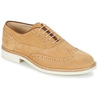 Cipők Férfi Oxford cipők Casual Attitude GIPIJE Bézs / Citromsárga
