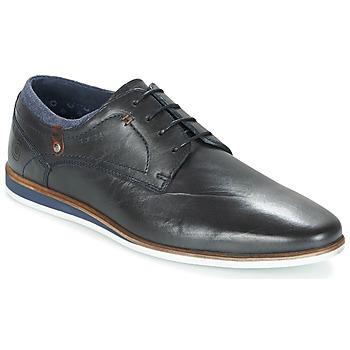 Shoes Férfi Oxford cipők Casual Attitude GIPIJE Kék