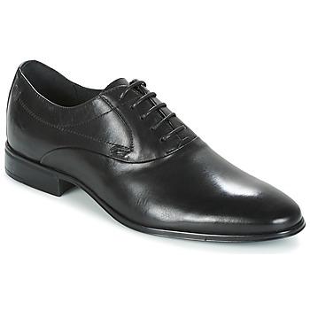 Cipők Férfi Bokacipők Carlington GYIOL Fekete
