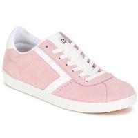Cipők Női Rövid szárú edzőcipők Yurban GUELVINE Rózsaszín