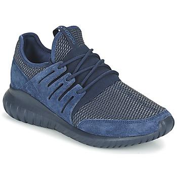 Shoes Rövid szárú edzőcipők adidas Originals TUBULAR RADIAL Tengerész