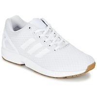 Shoes Férfi Rövid szárú edzőcipők adidas Originals ZX FLUX Fehér