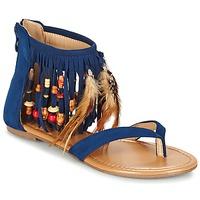 Cipők Női Szandálok / Saruk Moony Mood GETOULA Kék