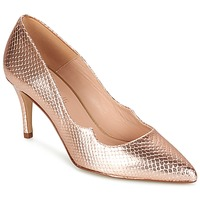 Cipők Női Félcipők Fericelli GELL Rózsaszín