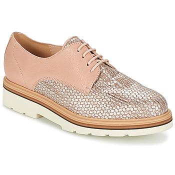 Cipők Női Oxford cipők Fericelli GRATY Rózsaszín / Bőrszínű