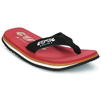Cipők Férfi Lábujjközös papucsok Cool shoe ORIGINAL Piros / Fekete