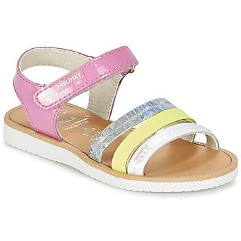 Shoes Lány Szandálok / Saruk Pablosky RETOKIA Sokszínű