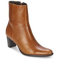 Cipők Női Bokacsizmák Betty London GALET Teve