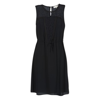 Ruhák Női Rövid ruhák Cream DONA Fekete