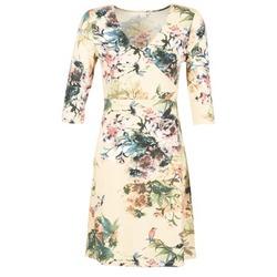 material Női Rövid ruhák Cream ROSEMARY Sokszínű