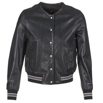 Ruhák Női Bőrkabátok / műbőr kabátok Oakwood 62298 Fekete