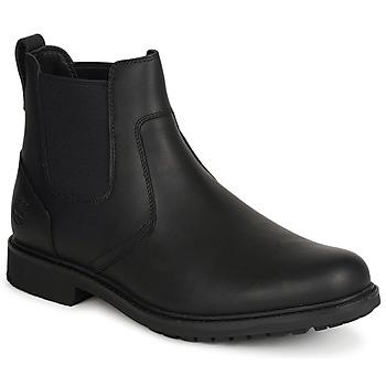 Shoes Férfi Csizmák Timberland EK STORMBUCKS CHELSEA Fekete