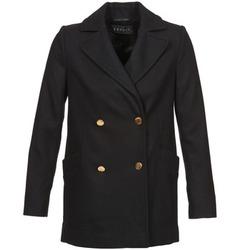 Ruhák Női Kabátok Esprit WATTS Fekete