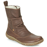 Shoes Női Csizmák El Naturalista NIDO TRAMBU Barna