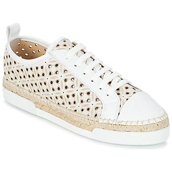 Cipők Női Rövid szárú edzőcipők Sonia Rykiel 622348 Fehér