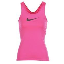 Ruhák Női Trikók / Ujjatlan pólók Nike NIKE PRO COOL TANK Rózsaszín