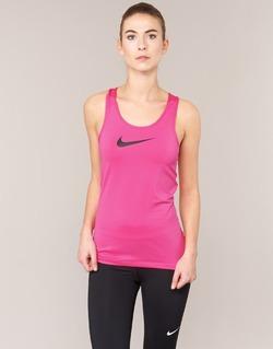 material Női Trikók / Ujjatlan pólók Nike NIKE PRO COOL TANK Rózsaszín