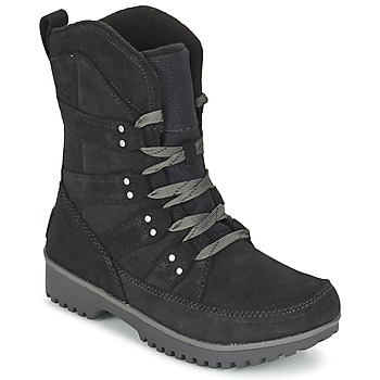 Shoes Női Csizmák Sorel MEADOW LACE Fekete