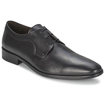 Cipők Férfi Oxford cipők So Size ORLANDO Fekete