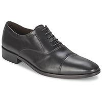 Cipők Férfi Bőrcipők So Size INDIANA Fekete