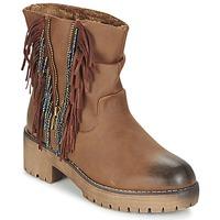 Cipők Női Csizmák Coolway BARINA Teve