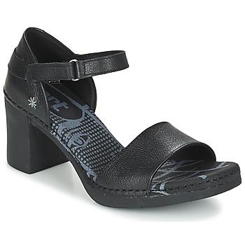 Cipők Női Szandálok / Saruk Art CANNES Fekete