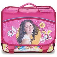 Táskák Lány Iskolatáskák Disney SOY LUNA CARTABLE 38CM Rózsaszín