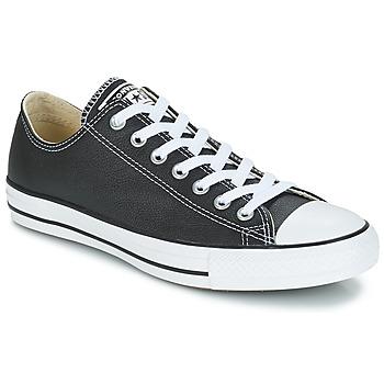 Cipők Rövid szárú edzőcipők Converse CT CORE LEA OX Fekete
