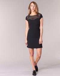 material Női Rövid ruhák Morgan RENAL Fekete