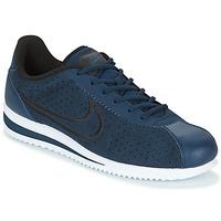 Cipők Férfi Rövid szárú edzőcipők Nike CORTEZ ULTRA MOIRE 2 Kék / Fekete