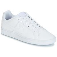 Cipők Gyerek Rövid szárú edzőcipők Nike COURT ROYALE GRADE SCHOOL Fehér