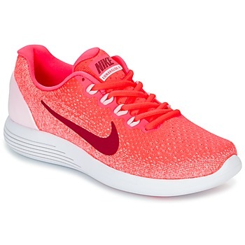Cipők Női Futócipők Nike LUNARGLIDE 9 W Rózsaszín