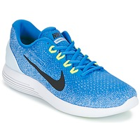 Cipők Férfi Futócipők Nike LUNARGLIDE 9 Kék