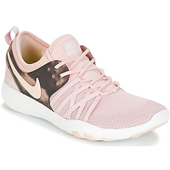 Cipők Női Fitnesz Nike FREE TRAINER 7 AMP W Rózsaszín