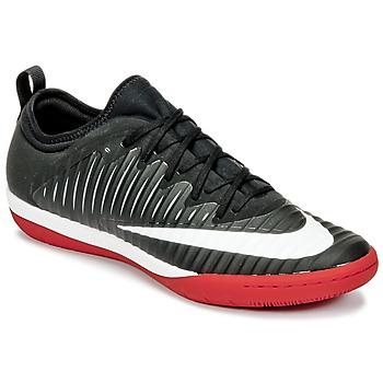Cipők Férfi Foci Nike MERCURIALX FINALE II IC Fekete  / Fehér / Piros